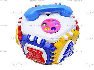 Детский сортер «Телефончик», 00133, игрушки
