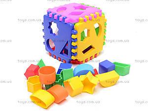 Логический куб, 0003132, фото