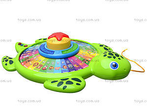 Интерактивная черепаха «Мои первые 33 друга», 7486, купить