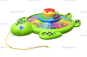 Интерактивная черепаха «Мои первые 33 друга», 7486, игрушки
