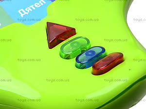 Интерактивная черепаха «Мои первые 33 друга», 7486, детские игрушки