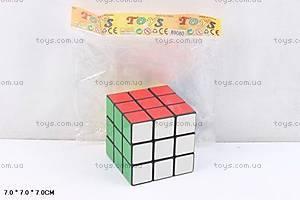 Логическая головоломка кубик Рубика, 89080