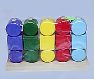 Логическая игрушка «Квадраты и цилиндры», И034, купить