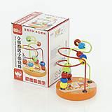 Логическая игрушка с лабиринтами, 0555, фото