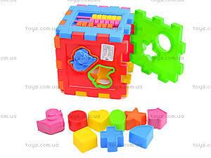 Сортер логический для детей, 50-104, цена