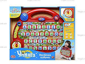 Логика «Веселая азбука» от PLAY SMART, 7500, игрушки
