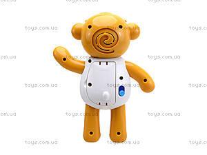 Интерактивная игрушка «Мишка учится одеваться», 7499, купить