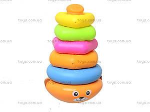 Детская пирамидка «Неваляшка», 205A, игрушки