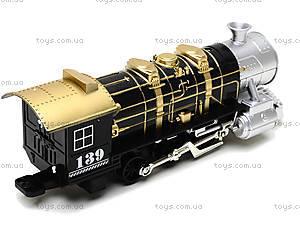 Игрушечный локомотив с музыкой, 3051, купить