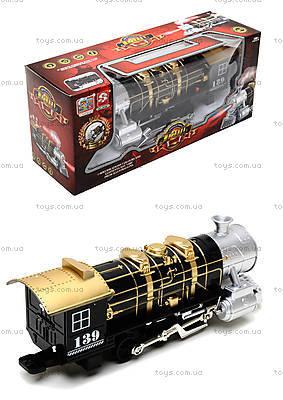 Игрушечный локомотив с музыкой, 3051