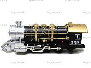 Игрушечный локомотив с музыкой, 3051, отзывы