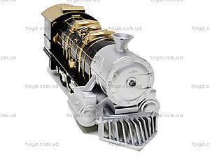 Игрушечный локомотив с музыкой, 3051, игрушки