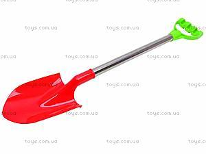 Лопата с металлической ручкой, 004-1