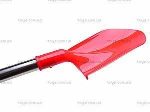 Лопата с металлической ручкой, 004-1, отзывы