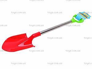 Лопата с металлической ручкой, 004-1, цена