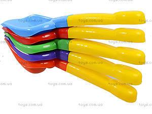 Двухцветные лопатки для песочницы, Л-032-1, игрушки