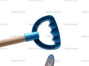 Лопатка для песка, с деревянной ручкой, HC305A, отзывы