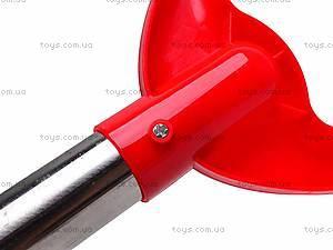 Лопатка для песочницы большая, 001-1, детские игрушки