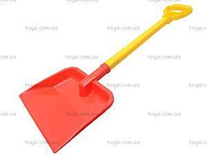 Лопатка для песочницы детская, 2148, детские игрушки