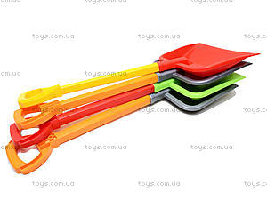 Лопатка для песочницы детская, 2148, іграшки