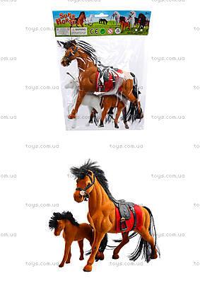 Мягкая велюровая лошадь, 325B