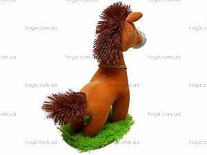 Лошадь детская игрушечная, M-ZY1150B, фото