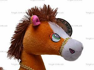 Лошадь детская игрушечная, M-ZY1150B, отзывы