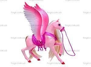 Лошадь детская «Пегас», 66301, фото