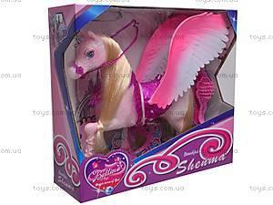 Лошадь детская «Пегас», 66301, цена