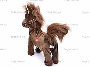 Лошадь игрушечная музыкальная, 1467-3, отзывы