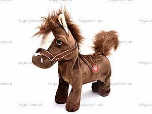 Лошадь игрушечная музыкальная, 1467-3
