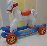Лошадь-каталка на колесах, 146 в.2, отзывы