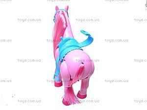 Лошадь музыкальная с аксессуарами, 686-630, купить