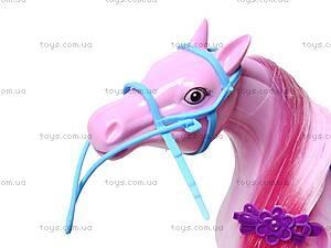 Лошадь с детской каретой и куклой, 686-631, отзывы