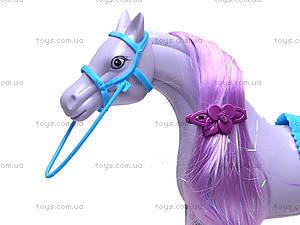 Лошадь с игрушечной каретой, 686-632, отзывы