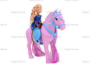 Лошадь с куклой в пакете, 686-606, отзывы