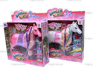 Лошадь с заколками, 6686-3, отзывы