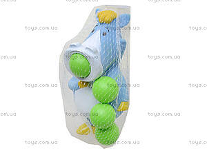 Игрушечная лошадь, стреляет шариками, WD163ABC, детские игрушки