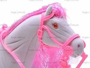 Лошадь велюровая, 329-2, цена
