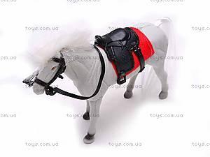 Лошадка детская велюровая, 324-2, купить