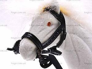 Лошадка детская велюровая, 324-2, цена