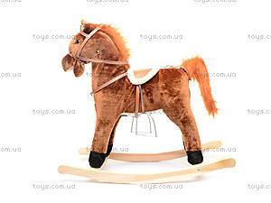 Лошадка-качалка мягкая, GS-090-S, цена