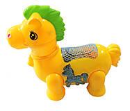 Лошадка музыкальная для деток, R382, купить