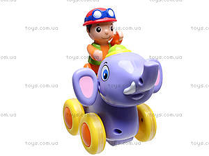 Инерционная лошадка «Веселые скачки», 9380, купить