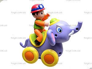 Инерционная лошадка «Веселые скачки», 9380, игрушки