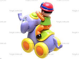 Инерционная лошадка «Веселые скачки», 9380, детские игрушки
