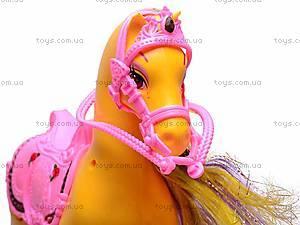 Лошадка с аксессуарами, 88001, фото