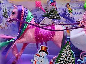 Лошадка с каретой и куклой, 66420, отзывы