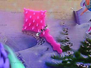 Лошадка с каретой и куклой, 66420, игрушки
