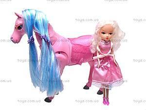 Лошадка с куколкой, 40386